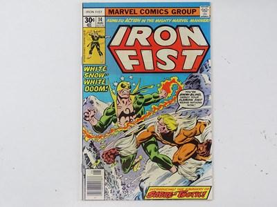 Lot 517 - IRON FIST #14 - (1977 - MARVEL) - Bronze Age...