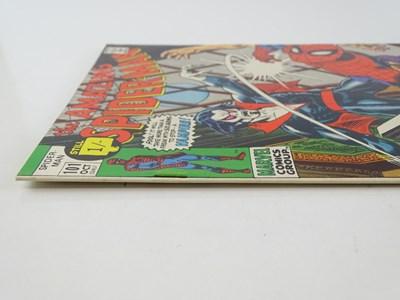 Lot 615 - AMAZING SPIDER-MAN #101 - (1971 - MARVEL - UK...