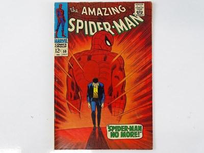 Lot 617 - AMAZING SPIDER-MAN #50 - (1971 - MARVEL) -...