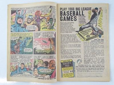 Lot 642 - FANTASTIC FOUR #52 (1966 - MARVEL) - First...