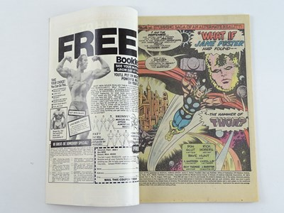 """Lot 74 - WHAT IF ? #10 (1978 - MARVEL) - """"What If Jane..."""