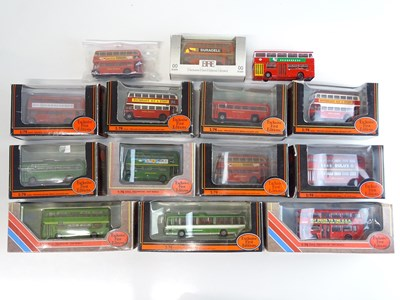 Lot 18 - A group of EFE buses - all London Transport...