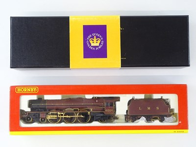 Lot 438 - A HORNBY R2215 Princess class steam locomotive...
