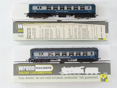 Lot 520 - A rare WRENN W3004/3005A limited edition 2-car...