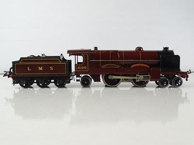 Lot 572 - A HORNBY Series 20V No.3 4-4-2 steam...