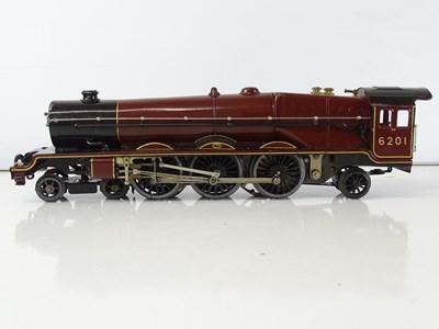 Lot 580 - A HORNBY Series O Gauge Princess Elizabeth...