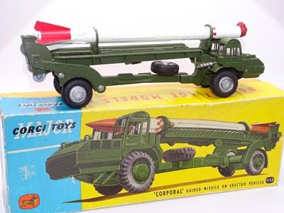 Lot 26 - A CORGI Major 1113 Corporal Guided Missile...