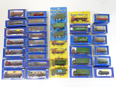 Lot 7 - A group of Base Toys / B-T Models 1:76 scale...