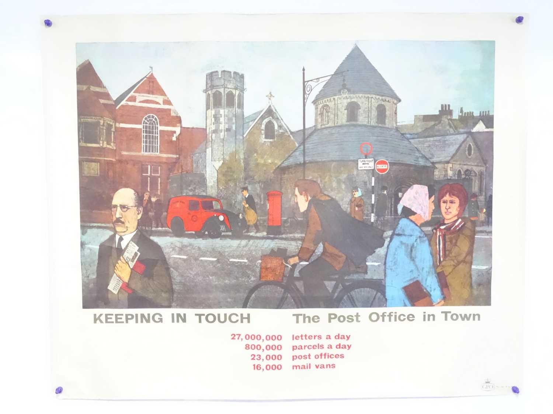 Lot 12 - GPO (Post Office) circa 1962 - Keeping in...