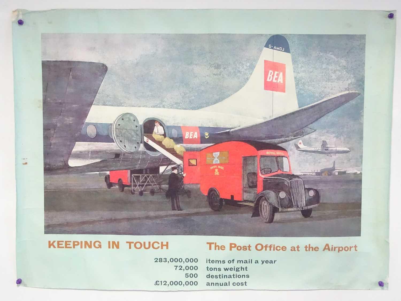 Lot 13 - GPO (Post Office) circa 1962 - Keeping in...