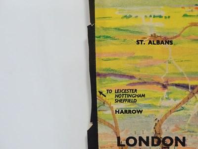 Lot 2 - EXPLORE EAST ANGLIA BY LNER - Circa 1936 -...