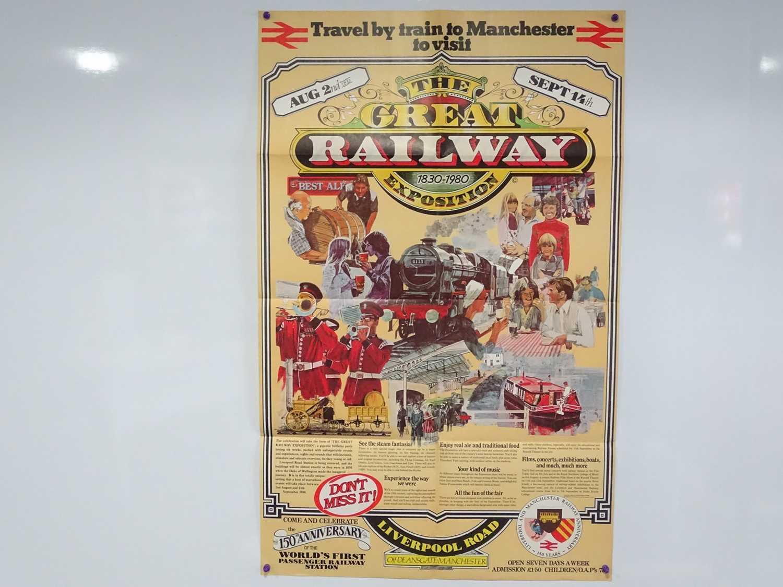 Lot 21 - BRITISH RAILWAYS - The Great Railway...