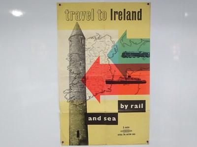 Lot 22 - British Railways (Midland Region) - 'Travel to...