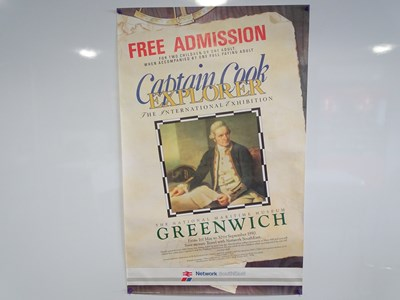 Lot 27 - A collection of railway related advertising...