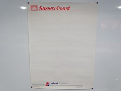 Lot 29 - A group of blank service alterations posters...