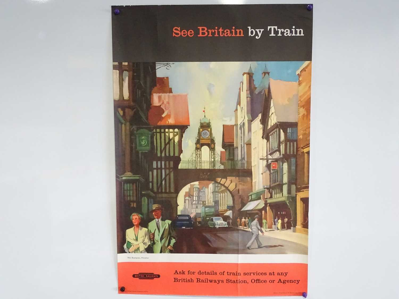 Lot 3 - BRITISH RAILWAYS - SEE BRITAIN BY TRAIN -...