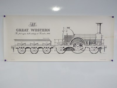 Lot 33 - A group of modern Railway and Transport...