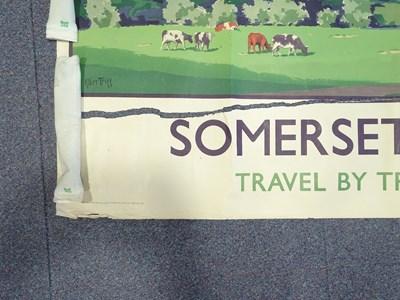 Lot 35 - BRITISH RAILWAYS (circa 1950) - 'SOMERSET' By...