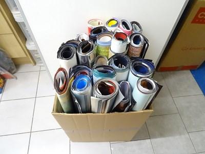 Lot 5 - A large quantity circa 50 tubes (approx 120+)...