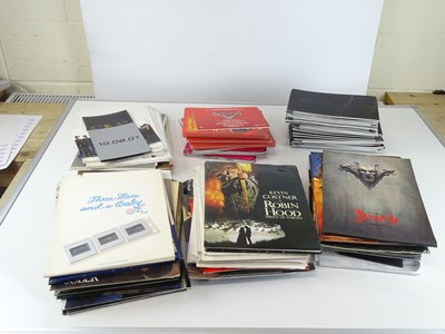Lot 7 - A large quantity of cinema promotional and...