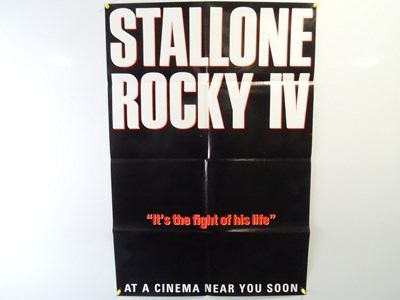 Lot 39 - SYLVESTER STALLONE LOT (7 in Lot) - UK Quads...