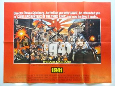 Lot 44 - 1941 (1979) - UK Quad Film Poster - John...