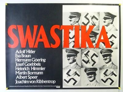 """Lot 45 - SWASTIKA (1974) - UK Quad film poster 30"""" x 40""""..."""