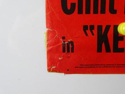 Lot 47 - KELLY'S HEROES (1970) - UK Quad Film Poster -...