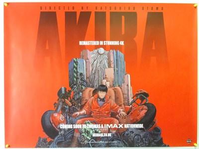 Lot 15 - AKIRA (1988 - 2020 4K REMASTER RERELEASE) /...