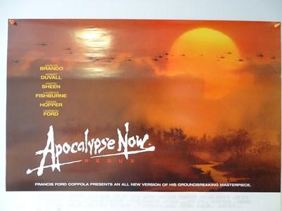 Lot 48 - APOCALYPSE NOW REDUX (2001) - A UK Quad film...