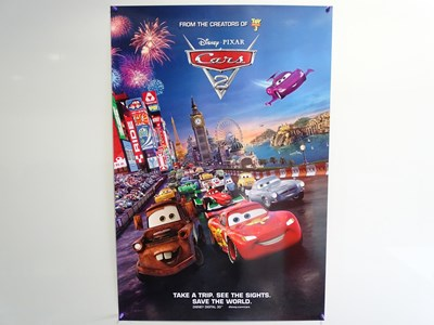 Lot 16 - CARS (2006 - 2017): A selection of UK film...