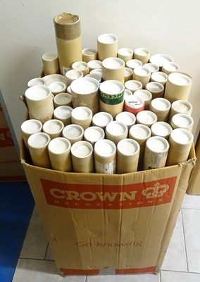 Lot 1 - A large quantity circa 50 tubes (approx 120+)...
