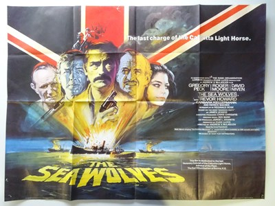 Lot 13 - A mixed selection of UK Quad film posters -...