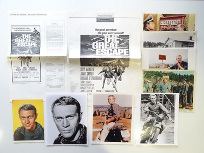 Lot 53 - THE GREAT ESCAPE (1963) - A collection of...