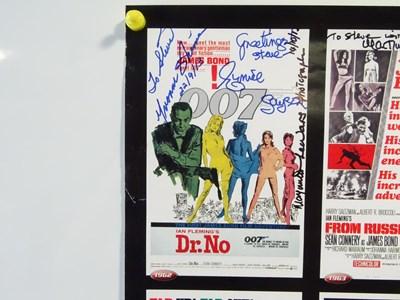 Lot 331 - JAMES BOND - 'James Bond 007 The Movie Posters'...