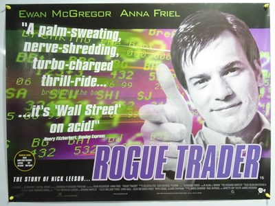 Lot 14 - A pair of 1990S UK Quad film posters...