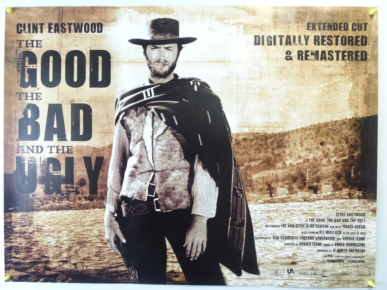 Lot 56 - THE GOOD, THE BAD & THE UGLY (2008 Release) -...