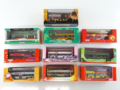 Lot 2 - A group of diecast 1:76 scale by CORGI OOC -...