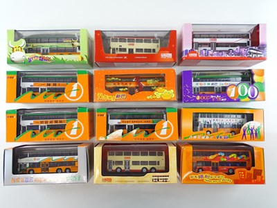 Lot 3 - A group of diecast 1:76 scale by CORGI OOC -...