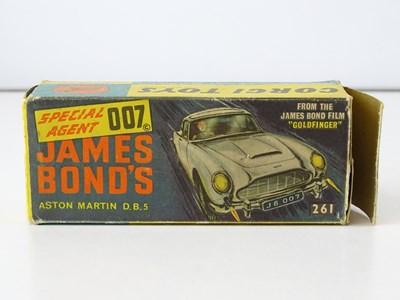 Lot 47 - A CORGI Toys 261 James Bond's Aston Martin in...