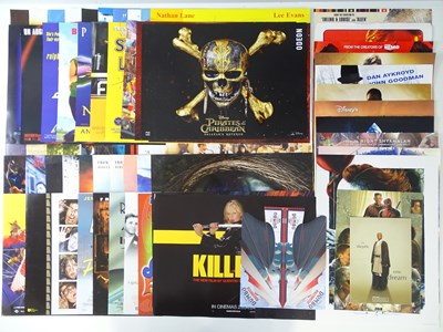 Lot 12 - A large quantity of publicity / press packs...