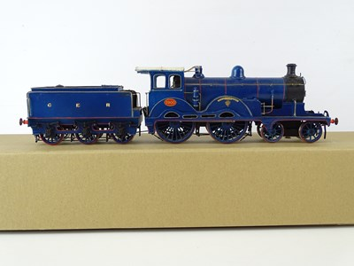 Lot 532 - A kitbuilt O Gauge finescale class S46 steam...