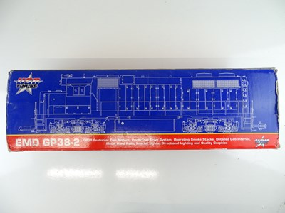 Lot 574 - A USA TRAINS American outline G Scale R22207...