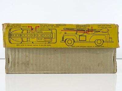 Lot 95 - A 1950s Japanese tinplate NOMURA battery...