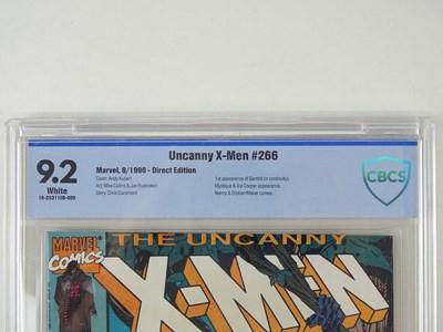 Lot 441 - X-MEN #266 - (1990 - MARVEL) - SEALED & GRADED...