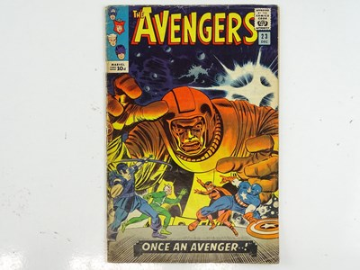 Lot 6 - AVENGERS# 23 (1965 - MARVEL - UK Cover Price) -...