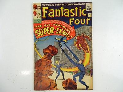 Lot 20 - FANTASTIC FOUR #18 (1963 - MARVEL - UK Price...