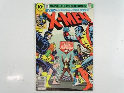 Lot 29 - X-MEN #100 (1976 - MARVEL - UK Price Variant) -...