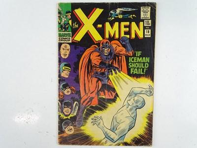 Lot 30 - X-MEN #18 (1966 - MARVEL - UK Price Variant) -...