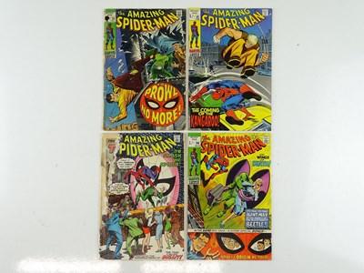 Lot 36 - AMAZING SPIDER-MAN #79, 81, 91, 94 - (4 in...